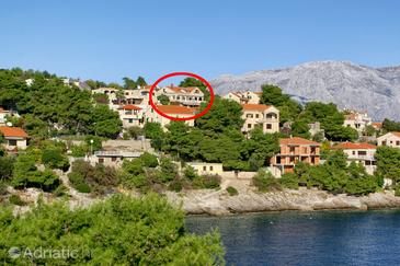 Puntinak, Brač, Property 2924 - Apartments by the sea.