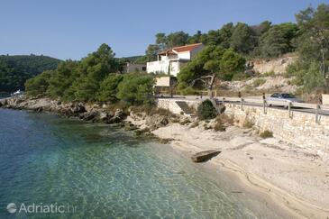 Sumartin, Brač, Property 2931 - Vacation Rentals near sea with pebble beach.