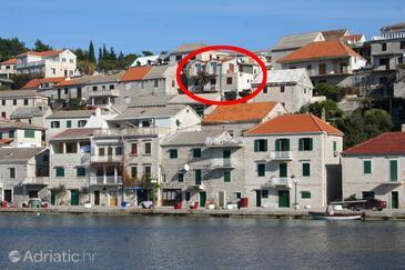 Povlja, Brač, Property 2933 - Apartments by the sea.