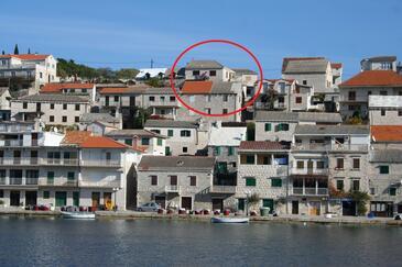 Povlja, Brač, Property 2934 - Apartments by the sea.