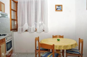 Povlja, Dining room in the apartment, WIFI.