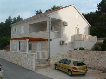 Postira, Brač, Property 2948 - Apartments with pebble beach.