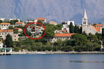 Sumartin, Brač, Property 2949 - Apartments and Rooms by the sea.