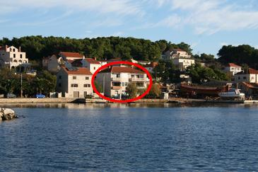 Sumartin, Brač, Property 2953 - Apartments and Rooms by the sea.