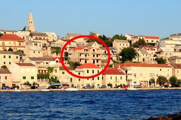 Povlja, Brač, Obiekt 2954 - Apartamenty przy morzu.