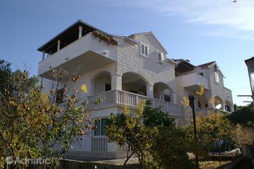 Supetar, Brač, Property 2956 - Apartments with pebble beach.