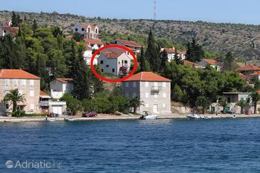 Milna, Brač, Objekt 2962 – Apartmaji v bližini morja.