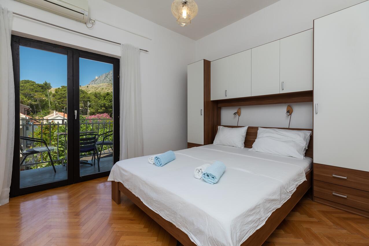 Ferienwohnung im Ort Lokva Rogoznica (Omi?), Kapaz Ferienwohnung in Kroatien