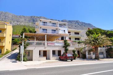 Lokva Rogoznica, Omiš, Property 2973 - Apartments and Rooms near sea with pebble beach.