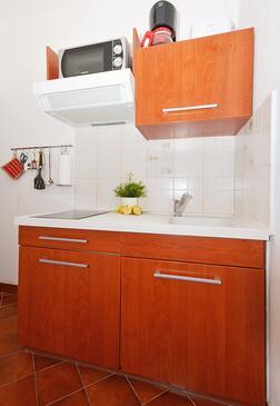 Seget Vranjica, Kitchen in the apartment, dopusteni kucni ljubimci.