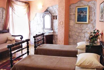 Trogir, Bedroom in the room, dostupna klima, dopusteni kucni ljubimci i WIFI.