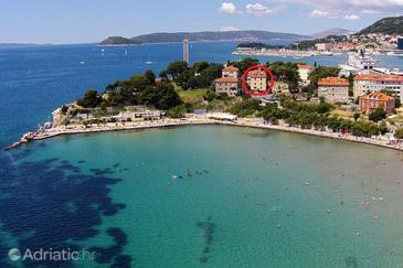 Split, Split, Property 2990 - Apartments near sea with sandy beach.