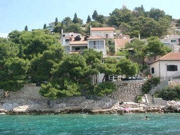 Tribunj, Vodice, Property 2993 - Apartments by the sea.