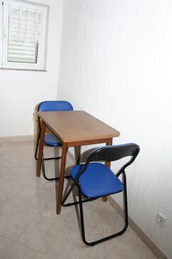 Vodice, Jadalnia w zakwaterowaniu typu apartment, WIFI.