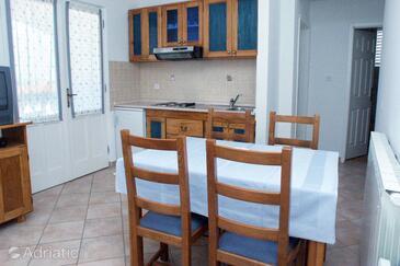 Vrsar, Jadalnia w zakwaterowaniu typu apartment, zwierzęta domowe są dozwolone i WiFi.