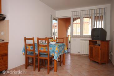 Vrsar, Jadalnia w zakwaterowaniu typu apartment, Dostępna klimatyzacja, zwierzęta domowe są dozwolone i WiFi.