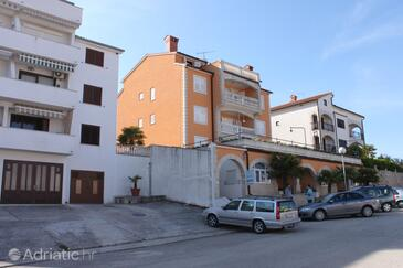 Vrsar, Poreč, Property 3007 - Apartments and Rooms with pebble beach.