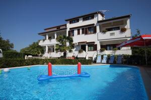 Apartmány s bazénem Funtana, Poreč - 3009