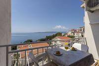 Апартаменты и комнаты с парковкой Baška Voda (Makarska) - 301