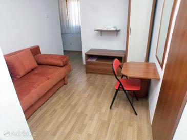 Rovinj, Living room in the room.