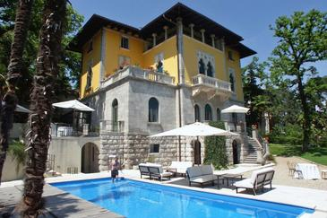 Lovran, Opatija, Property 3019 - Rooms by the sea.
