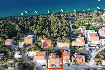 Duga Luka (Prtlog), Labin, Property 3025 - Apartments by the sea.