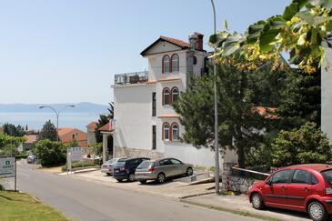 Crikvenica, Crikvenica, Property 3026 - Rooms with pebble beach.