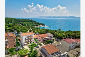 Apartments by the sea Selce, Crikvenica - 3030