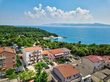 Selce, Crikvenica, Property 3030 - Apartments by the sea.