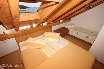 Vis, Спальня в размещении типа room, доступный кондиционер и WiFi.