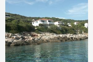 Apartments by the sea Milna, Vis - 3036