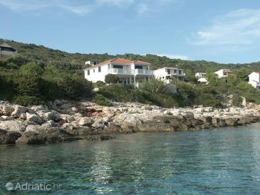 Milna, Vis, Property 3036 - Apartments near sea with rocky beach.