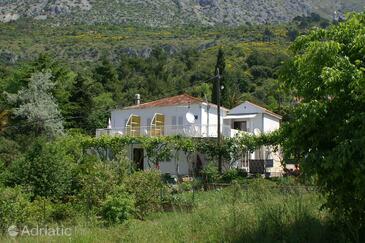 Podaca, Makarska, Property 3037 - Apartments near sea with pebble beach.