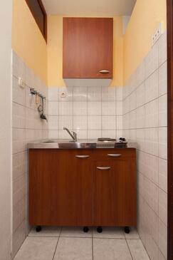 Drvenik Donja vala, Кухня в размещении типа studio-apartment, WiFi.