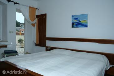 Veli Lošinj, Bedroom in the room.