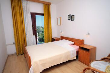 Mali Lošinj, Sypialnia w zakwaterowaniu typu room, WIFI.