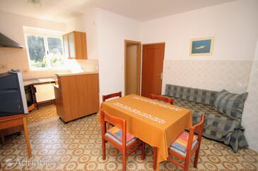 Mali Lošinj, Living room in the apartment.