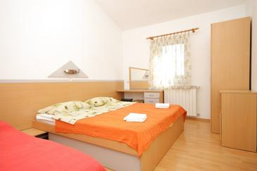 Babići, Спальня в размещении типа room, доступный кондиционер и WiFi.