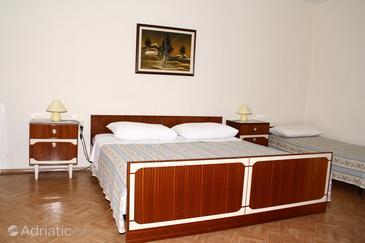 Zambratija, Ložnice v ubytování typu room, dopusteni kucni ljubimci.