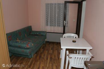 Igrane, Living room in the apartment, WIFI.