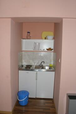 Igrane, Kuchnia w zakwaterowaniu typu studio-apartment, WIFI.