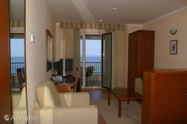 Tučepi, Living room in the room, WIFI.