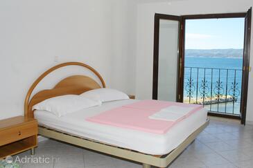 Duće, Bedroom in the room, dostupna klima, dopusteni kucni ljubimci i WIFI.
