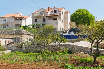 Postira, Brač, Property 3065 - Apartments with pebble beach.
