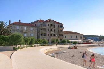 Postira, Brač, Property 3069 - Apartments near sea with pebble beach.