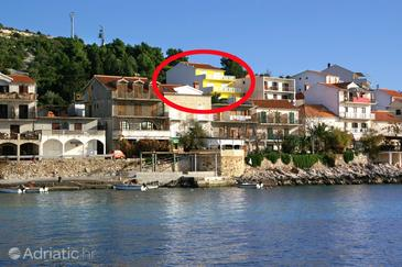 Milna, Hvar, Property 3074 - Apartments and Rooms near sea with pebble beach.