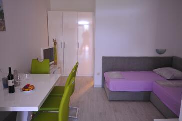 Potočnica, Гостиная в размещении типа apartment, доступный кондиционер, Домашние животные допускаются и WiFi.
