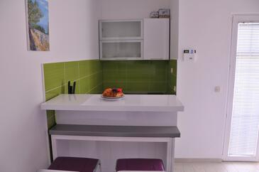 Potočnica, Кухня в размещении типа studio-apartment, Домашние животные допускаются и WiFi.