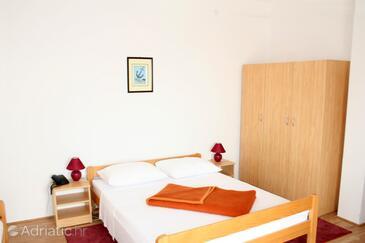 Gajac, Bedroom in the room, WIFI.