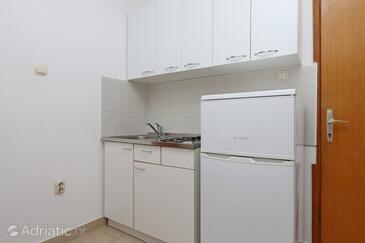 Mandre, Kuchyně v ubytování typu apartment, WiFi.
